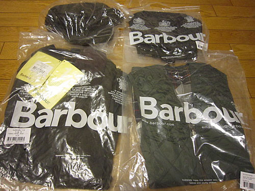 BARBOUR(バブアー)/CLASSIC BEDALE(ビデイル)他(2)