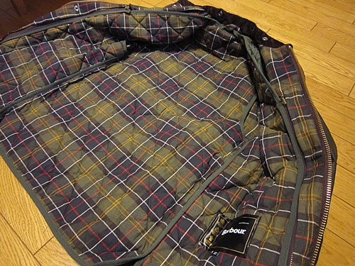 BARBOUR(バブアー)/CLASSIC BEDALE(ビデイル)他(5)